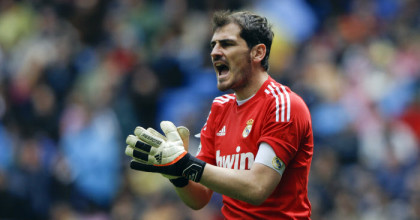 Iker Casillas pense à la Supercoupe