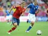 Del Bosque et la question de l'attaquant de pointe face à l'Irlande