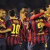 Celta Vigo – FC Barcelone : 0-3, les buts !